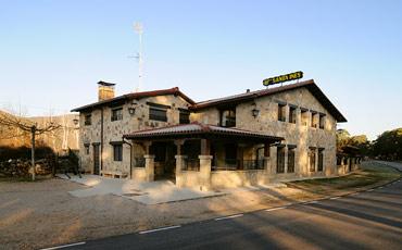 Hotel en Vinuesa